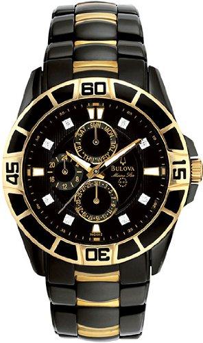 Bulova Men's Watch 98D002