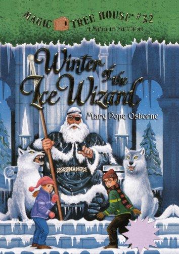 Winter Of The Ice Wizard (Turtleback School & Library Binding Edition) (Magic Tree House)