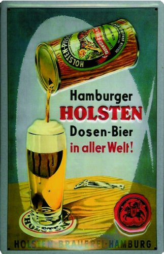 cartello-in-alluminio-art-deco-hamburger-holsten-lattine-di-birra-in-tutto-il-mondo-300-x-200-mm