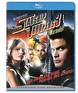 Starship Troopers 3: Marauder [Blu-ray] (Bilingual) [Import]