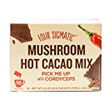 Four Sigma Foods XOCO Drink Mix, Red, 10 Count