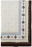 マルチクロス フェズ  ベッドカバー 約150×225cm ブラウン 64182766