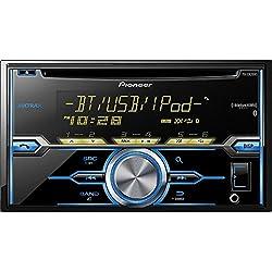 See Pioneer FHX820BS DDIN/BT/SIRIUS/USB/AUX/MIXTRAX Details