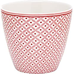 GreenGate Latte Cup - Latte Cup - Noa Raspberry