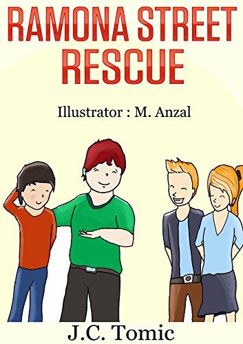Ramona Street Rescue by Jody Tomic ebook deal