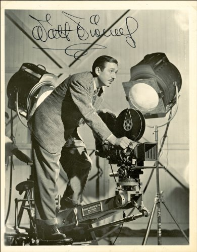 walt-disney-autograph-photo-print-approx-size-12x8-inches