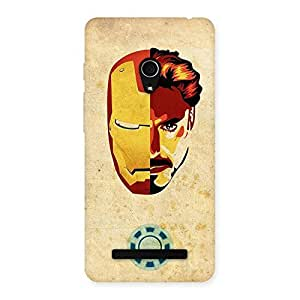 Gorgeous Genius Pwer Back Case Cover for Zenfone 5