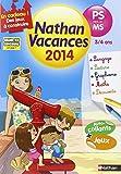 Catherine Serres Nathan Vacances de la PS vers la MS 3/4 ans
