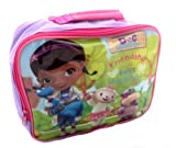 Doc McStuffins Girl's Insulated School Lunch Bag