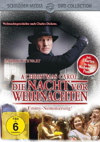 A Christmas Carol - Die Nacht vor Weihnachten *Inkl. 5 Weihnachtspostkarten!*