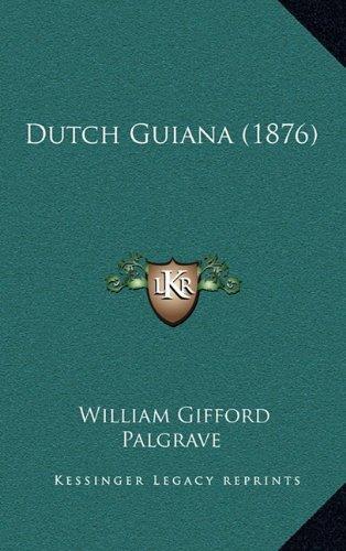 Dutch Guiana (1876)