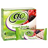 McVitie's Go Ahead Forest Fruit Yogurt Breaks 24x35.5g