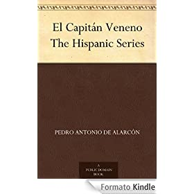 El Capitn Veneno The Hispanic Series