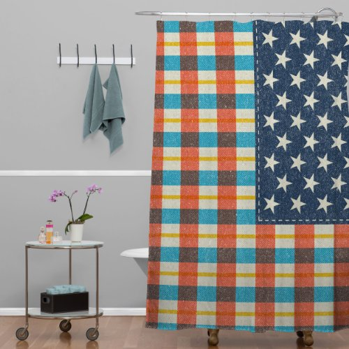 Flags Shower Curtains Shower Curtains Outlet