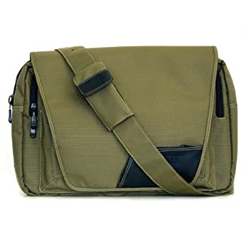 Diaper Dude Eco Green Laptop Bag