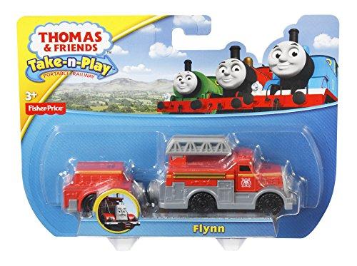 Fisher-Price Thomas the Train Take-n-Play Flynn Vehicle