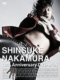 中邑真輔 デビュー10周年記念 DVD-BOX