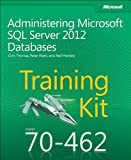 51LnNfNwxKL. SL160  Top 5 Books of MCSE Exams Certification for April 3rd 2012  Featuring :#5: Training Kit Exam 70 462: Administering Microsoft SQL Server 2012 Databases
