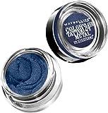 Maybelline New York Eye Studio Color Tattoo Metal 24 Hour Cream Gel Eyeshadow, Electric Blue, 0.14 Ounce (Pack of 2)