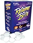 Retainer Brite Cleaning tablets - 36 by PharmacyPlace