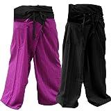 2PACK-[2P002] Thai Fisherman Pants Yoga Trousers