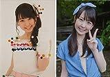 SKE48 不器用太陽 初回盤 封入特典 生写真 2枚 コンプ 熊崎晴香