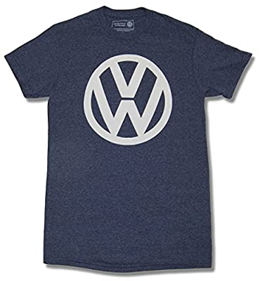 VW Volkswagen Logo Licensed Graphic T-Shirt - Medium