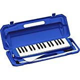 KC 鍵盤ハーモニカ (メロディーピアノ) ブルー P3001-32K/BL