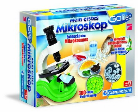 Galileo - Mein erstes Mikroskop, 1 Stück