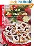 Backen f�r Advent und Weihnachten: Di...