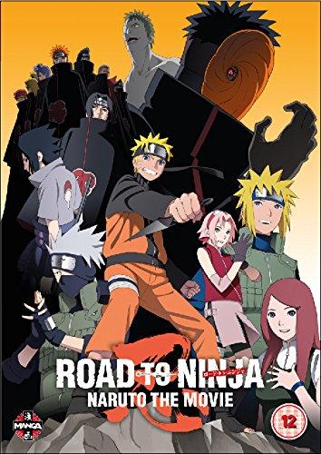 Naruto The Movie: Road To Ninja [DVD] [Edizione: Regno Unito]
