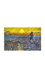 Legendarte Lienzo Seminatore Al Tramonto di Vincent Van Gogh