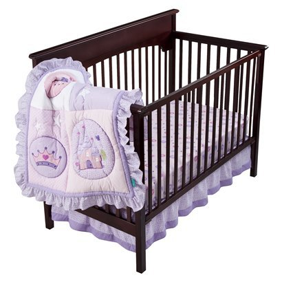 Baby Girl Bedding Target 299 front
