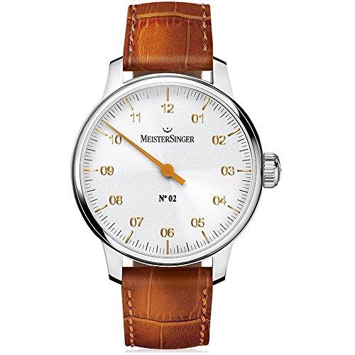 Meistersinger reloj hombre N02 AM6601G