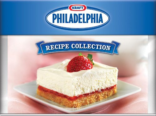Philadelphia Cream Cheese Recipe Card Box (Kraft Recipes compare prices)
