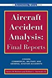 img - for Aircraft Accident Analysis: Final Reports by James M. Walters (2000-02-16) book / textbook / text book