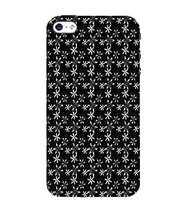 EPICCASE blossom flowers Mobile Back Case Cover For Apple iPhone 5s (Designer Case)