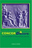 img - for Concordia Discors: Eros and Dialogue in Classical Athenian Literature (Hellenic Studies Series) book / textbook / text book