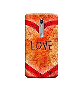 EPICCASE Premium Printed Back Case Cover With Full protection For Motorola Moto X Play (Designer Case)