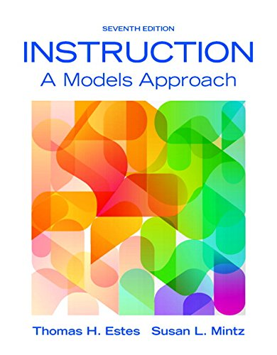Instruction: A Models Approach, Enhanced Pearson eText with Loose-Leaf Version -- Access Card Package (7th Edition) (Instruction A Models Approach compare prices)