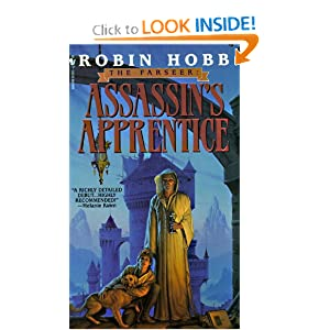 Assassin's Apprentice (The Farseer Trilogy, Book 1) by