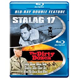 Stalag 17 / Dirty Dozen [Blu-ray]