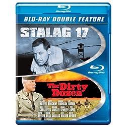 Stalag 17 / Dirty Dozen [Blu-ray]