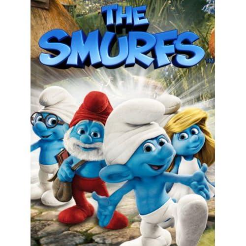 The smurfs movie storybook app