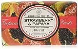 Tropical Fruits Strawberry And Papaya Soap 200 G