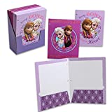 Frozen 2-pocket Folder 2-asst Print(2-pack)