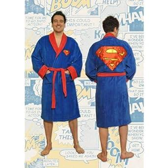 Le peignoir superman, superman,  geek