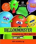 Ballonmonster - Komplett-Set f�r 10 M...