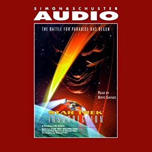 Star Trek: Insurrection (Adapted) | [J.M. Dillard]