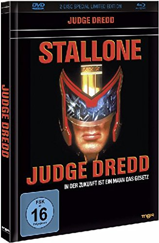 Judge Dredd - Mediabook [Blu-ray]